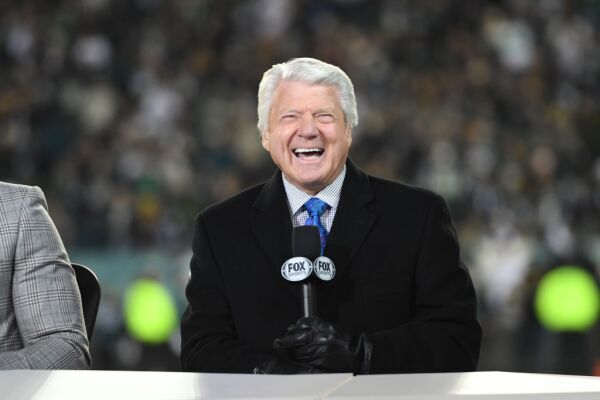 Jimmy Johnson Fox Sports