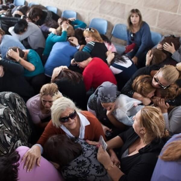 Gaza - Israel ataques 2