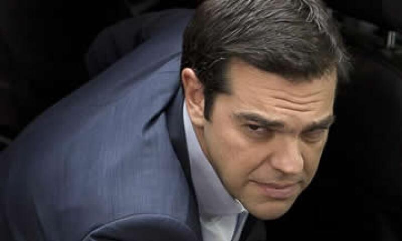 Tsipras afronta un fuerte descontento dentro de su partido Syriza (Foto: EFE )