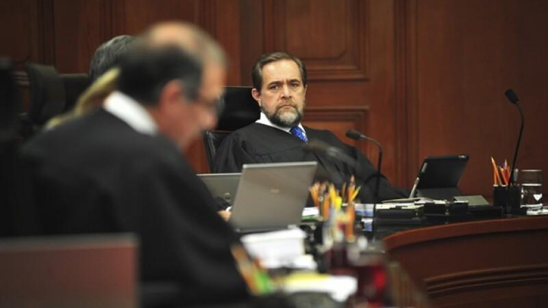 suprema corte de justicia de la nacion