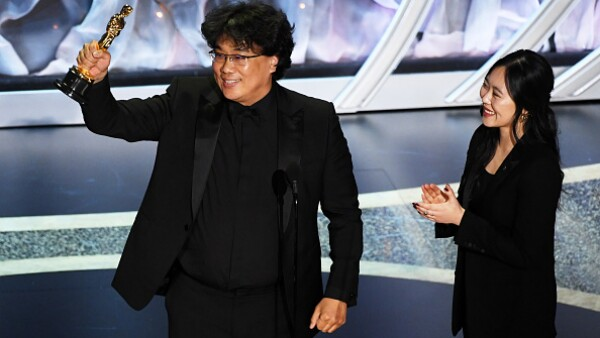 Parasite ganó 4 premios Oscar y fue la gran vencedora.