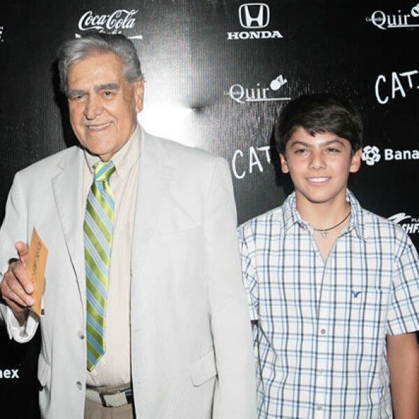 Eric del Castillo.