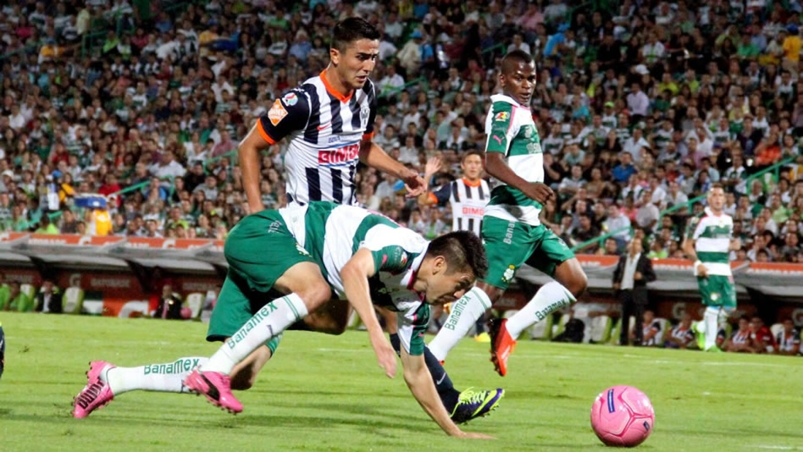 Santos vs Monterrey2