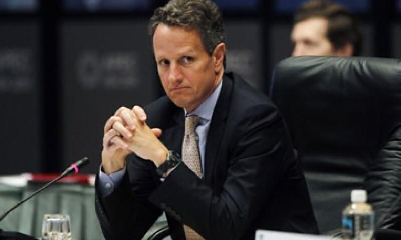 Timothy Geithner pidió que se estabilice la capacidad de Italia y España para que puedan pedir préstamos a tasas asequibles. (Foto: Reuters)