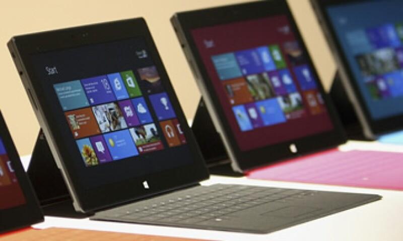Hay un mercado poco atendido de compradores que buscan una tablet en la que puedan trabajar. (Foto: Reuters)