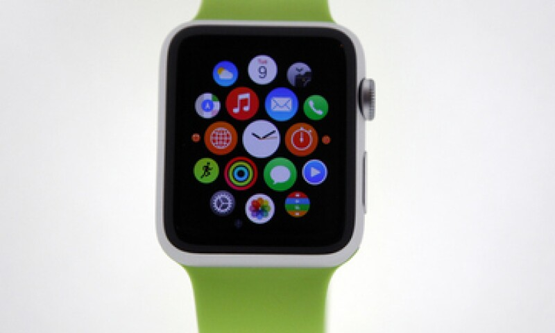 El Apple Watch saldrá al público a finales de marzo. (Foto: Getty Images )