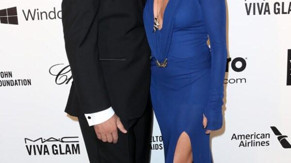 Paulina Rubio y Gerardo Bazúa tuvieron un hijo en marzo.