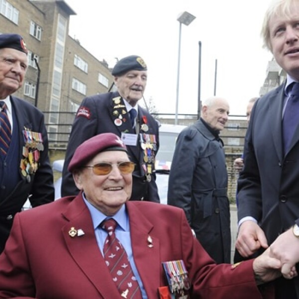 WWII, veteranos,