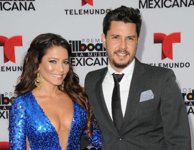 Enrique Calderón es el gran apoyo en la vida de Adriana Fonseca.