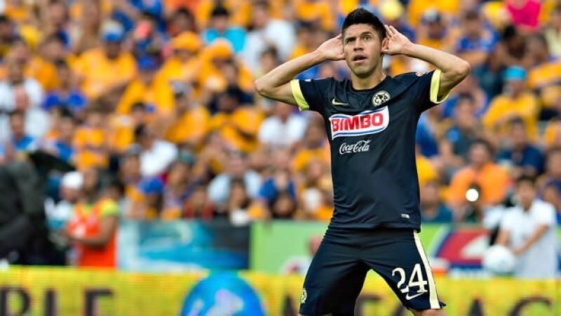 Oribe Peralta América vs Tigres