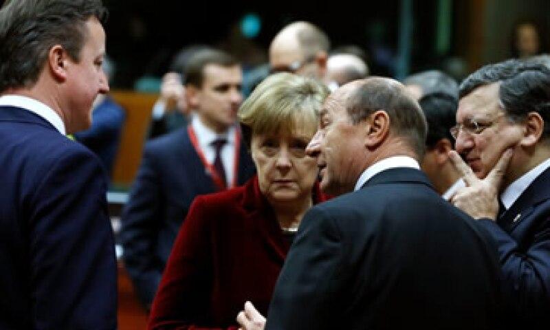 La UE apoyó la decisión de suspender los preparativos de la próxima cumbre del G8. (Foto: Reuters)
