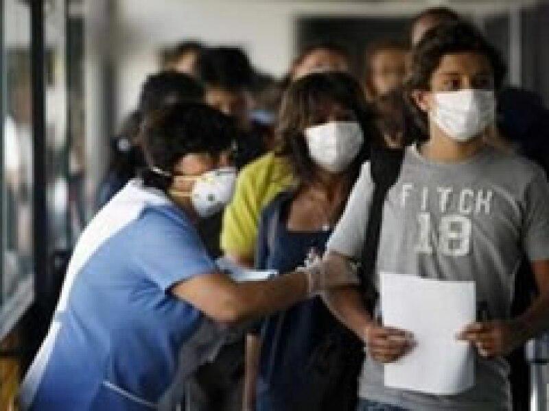 El brote epidémico se expande y deja muerte y enfermos a su paso.  (Foto: Reuters )