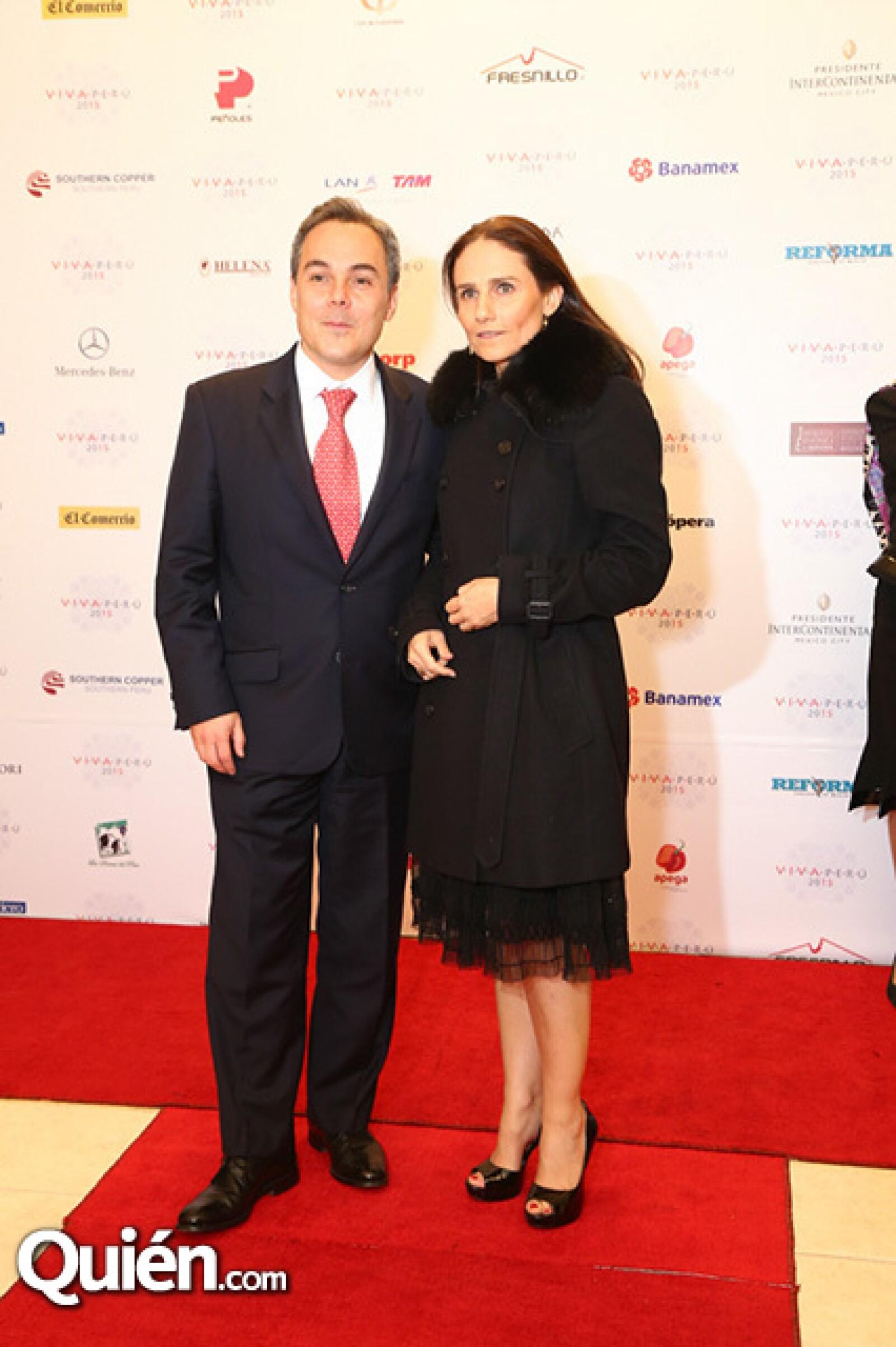 Mauricio e Inés Naranjo