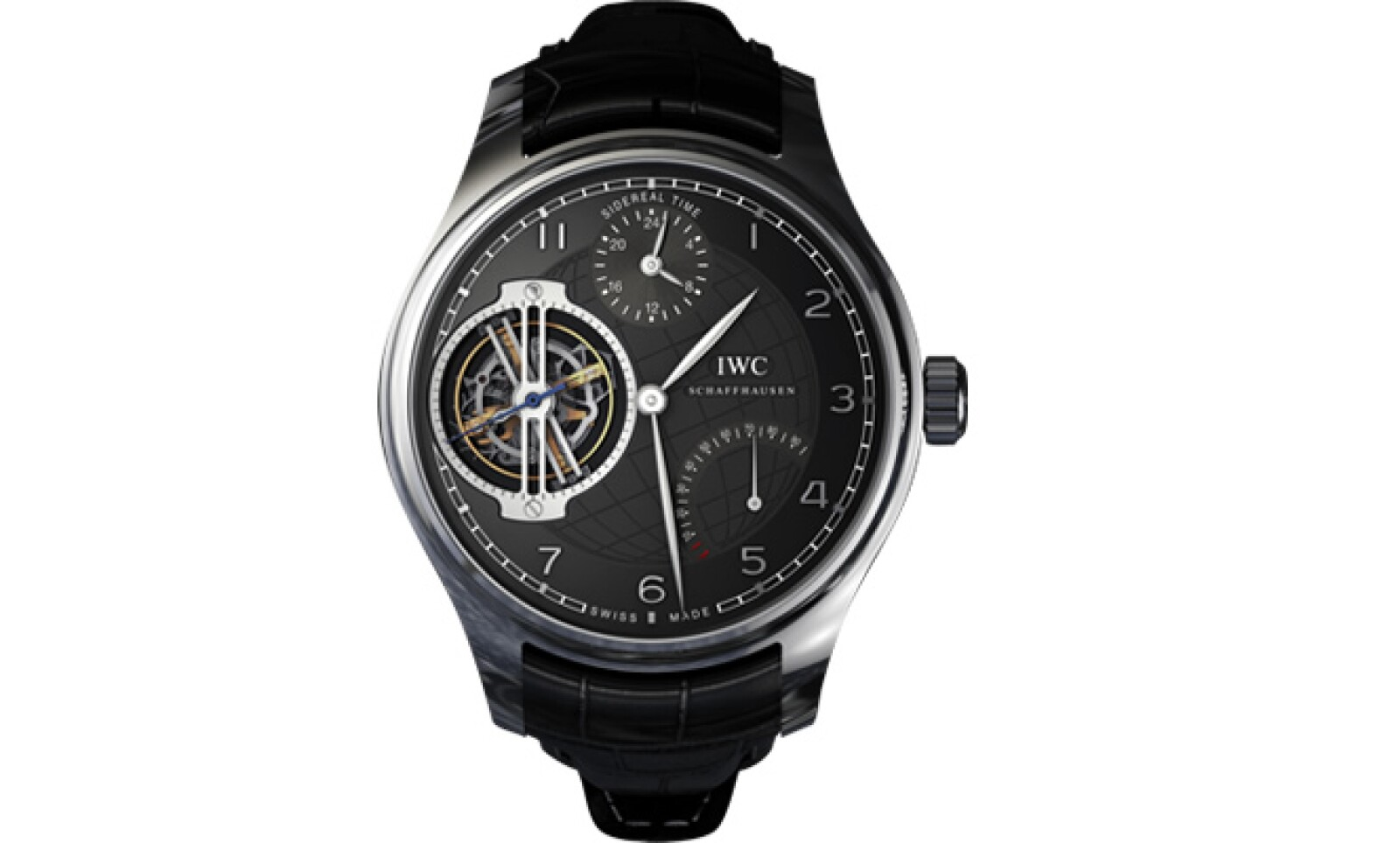 Al comprar el reloj puedes escoger el material de la caja, que puede ser de acero, oro rosa o platino. También se puede escoger el material de la correa y el color de la carátula.