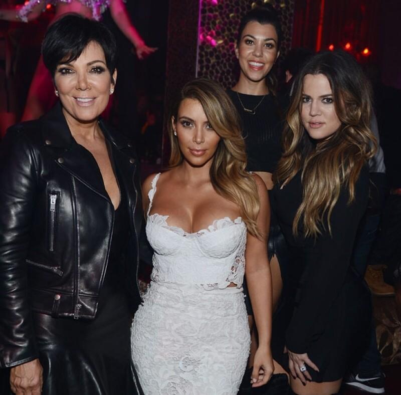 Las Kardashian celebraron al menor del clan.