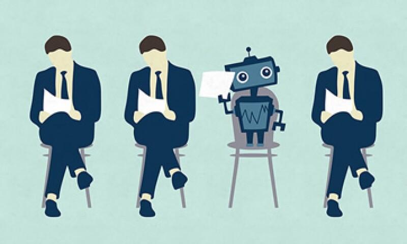 Los intermediarios financieros también estarían en riesgo de ser sustituidos por los robots. (Foto: Tomada del sitio de CNNMoney )