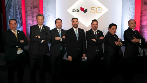 USG 50 años