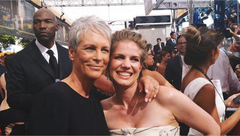 Luego de 21 años de no verlas juntas, desde My Girl 2, las actrices coincidieron en los Emmy Awards en su edición 67.
