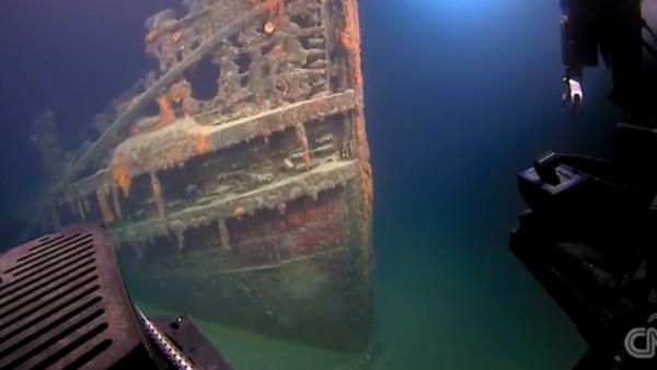 Este video muestra un extraño mundo en las profundidades de las aguas mexicanas