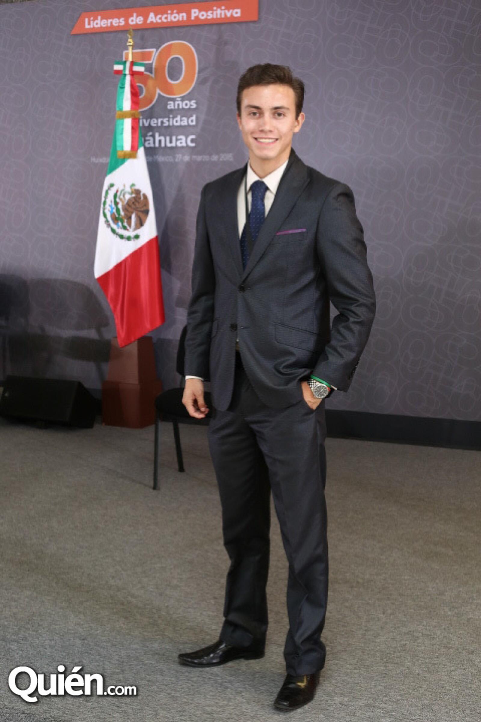 Germán Mendoza.