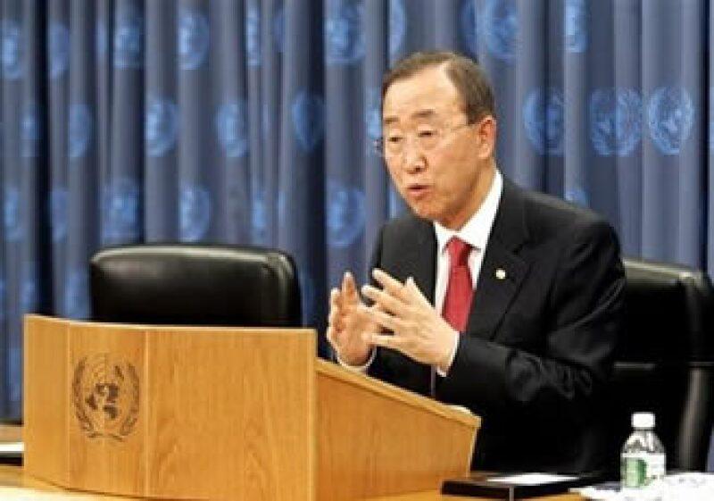 El secretario general de la ONU anunció que trabaja en la creación de un organismo que se dedique a recabar datos de pobreza. (Foto: AP)