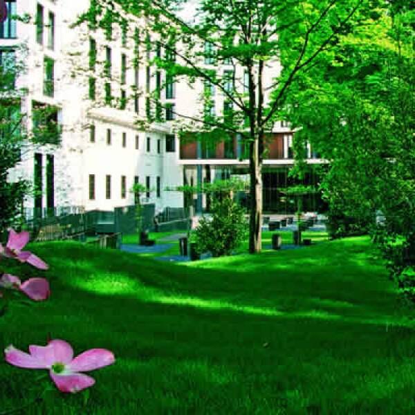 El hotel de Bvlgari en Milán combina el arte contemporáneo y se ubica en una de las áreas más exclusivas de la región, entre Via Montenapoleone y Via della Spiga.