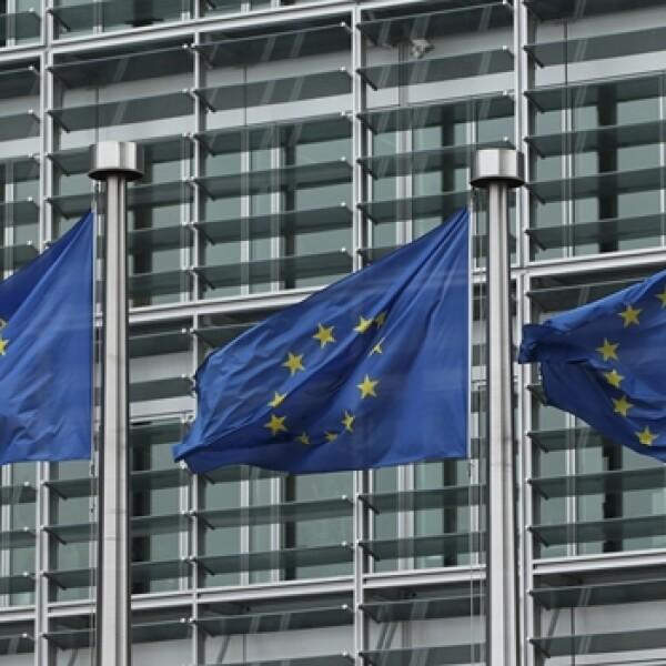Union Europea banderas