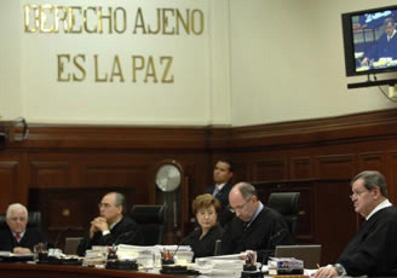 La Suprema Corte de Justicia de la Nación descartó que el Impuesto Empresarial a Tasa Unica sea inconstitucional. (Foto: Archivo Notimex)