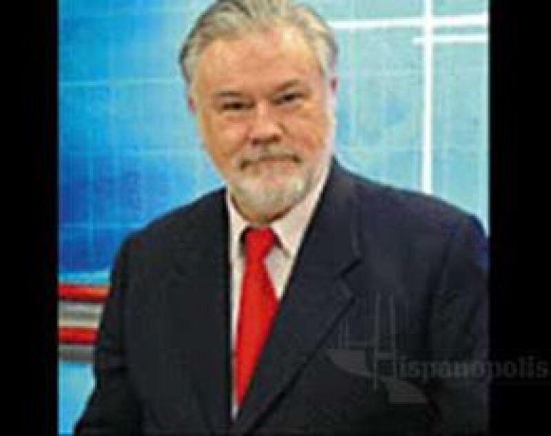 El hijo del periodista Eduardo Ruiz-Healy fue encontrado esta tarde muerto en el interior de un inmueble en la colonia Polanco.