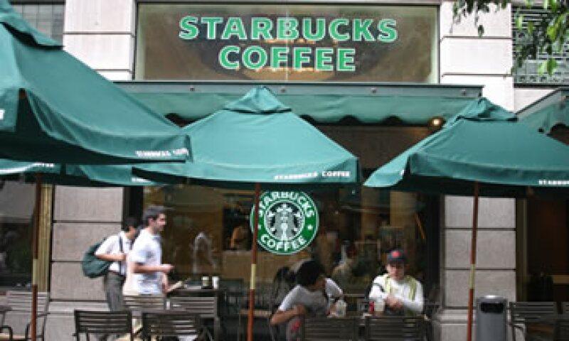 Starbucks ve una oportunidad de expansión en México, ya que considera que en el país aún el consumo de café está por debajo de la media mundial.