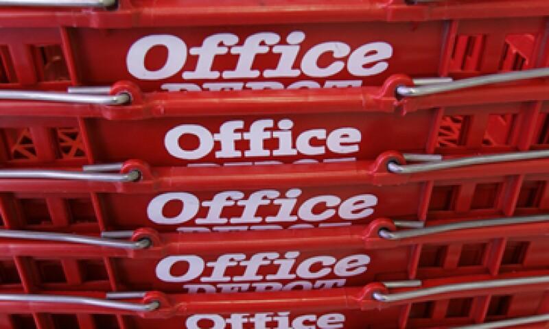Las minoristas de artículos de oficina estarían en conversaciones para una fusión. (Foto: AP)