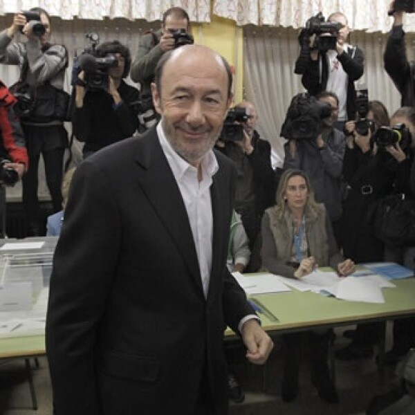 espana elecciones 20n perez rubalcaba