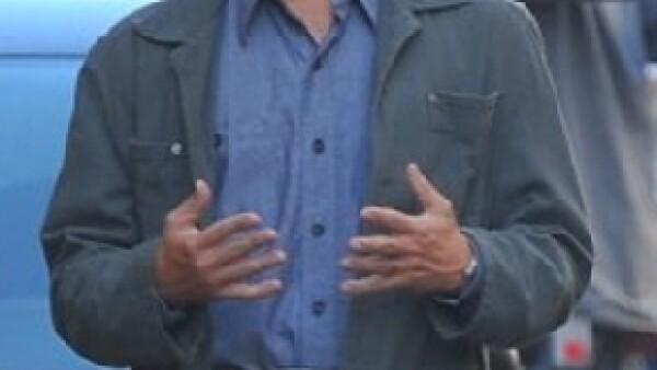 El actor dio el dinero al Fondo Clinton Bush (CBHF), para apoyar la asistencia y esfuerzos de recuperación de los damnificados por el terremoto.
