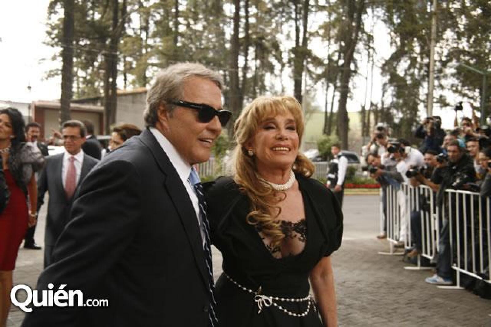 Jaime y Tony Camil
