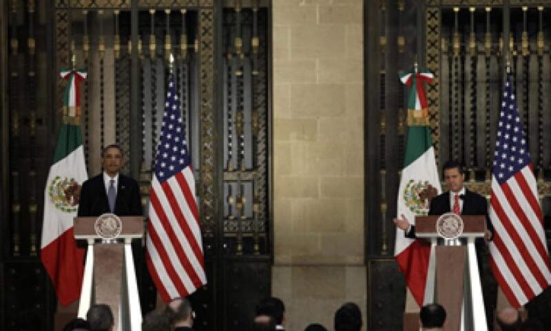 El intercambio comercial entre ambos países sumó más de 500,000 millones de dólares en 2012. (Foto: Reuters )