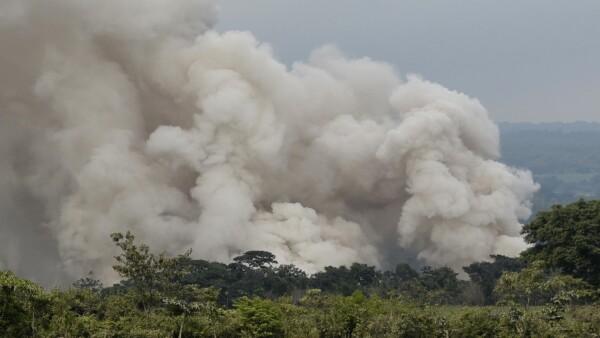Casi 200 personas siguen desaparecidas tras la erupción del Volcán de Fuego