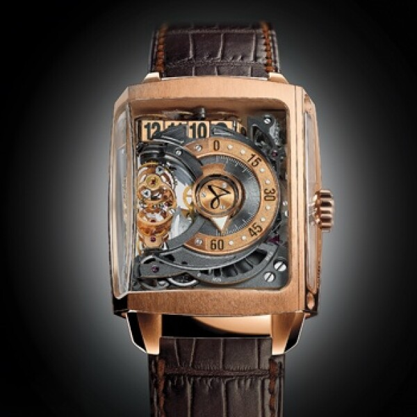 reloj Hautlence, HL2.2