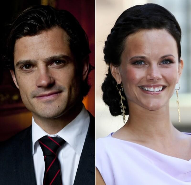 Todo apunta a que Carl Philip de Suecia, hermano de Victoria y Magdalena, está cerca de comprometerse con su novia, la modelo Sofía Hellqvist.
