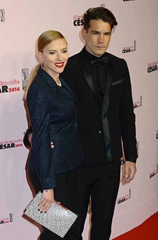 La actriz habría contraído matrimonio con el periodista francés Romain Dauriac después del nacimiento de su primera hija en común el pasado mes de septiembre.