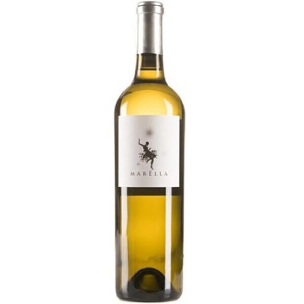 Marella 2008, un vino blanco que logra tener acidez, madera y fruta en balance.