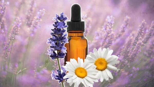 Usa aceites esenciales para controlar la ansiedad.