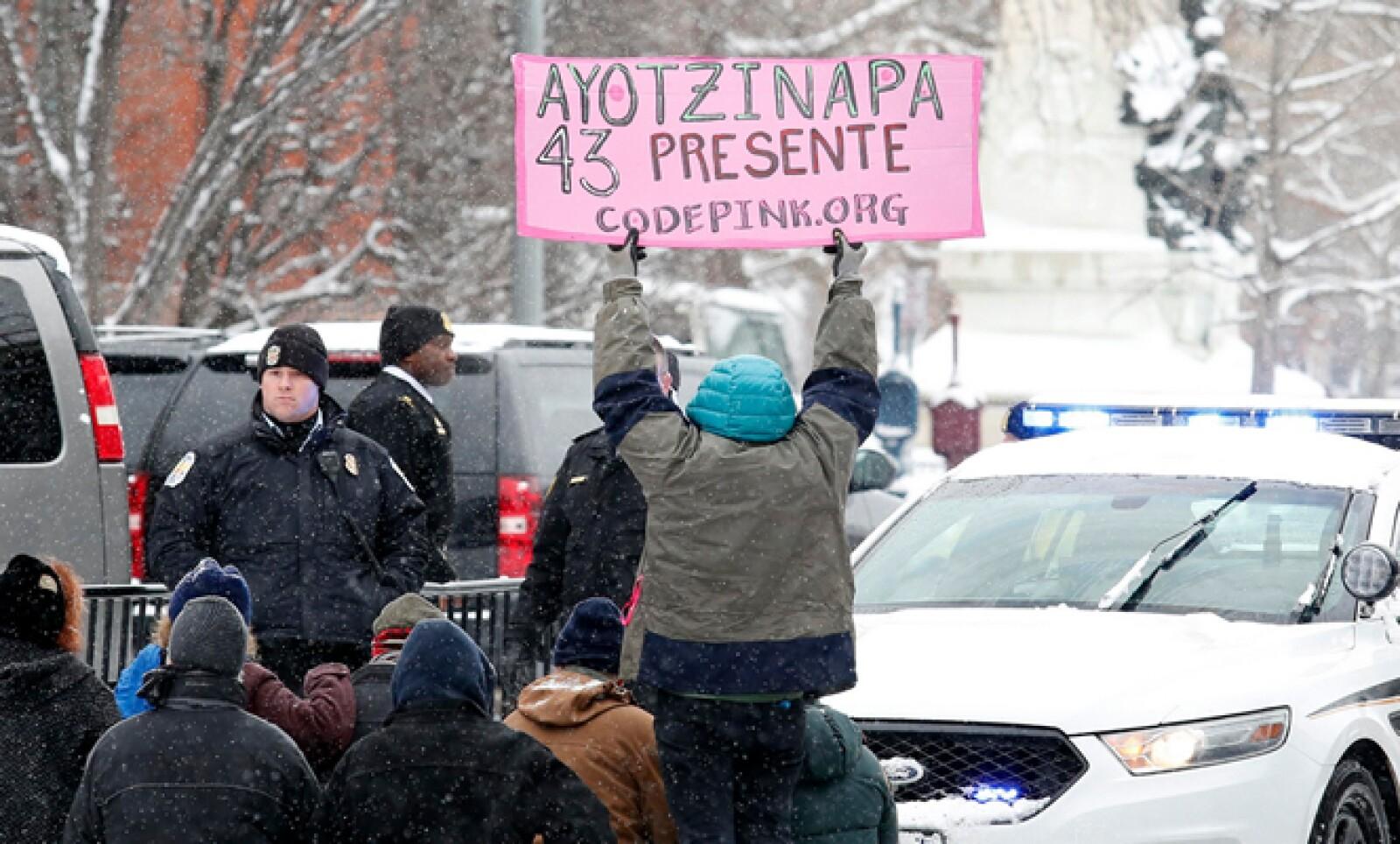 La organización Human Rights Watch pidió a Obama una postura más firme ante la situación de derechos humanos en México