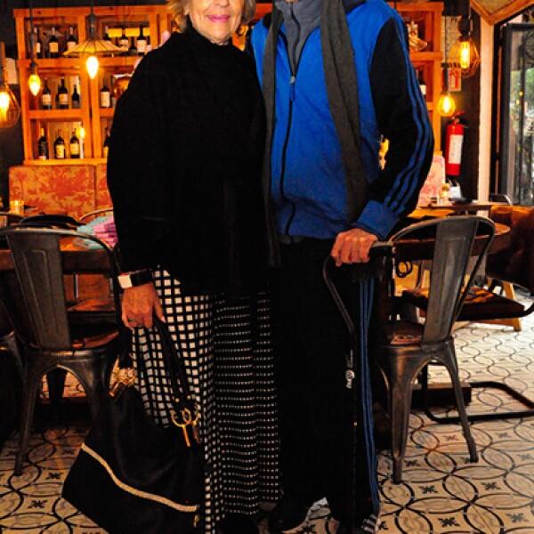 Mauricio y Rosa Arditti