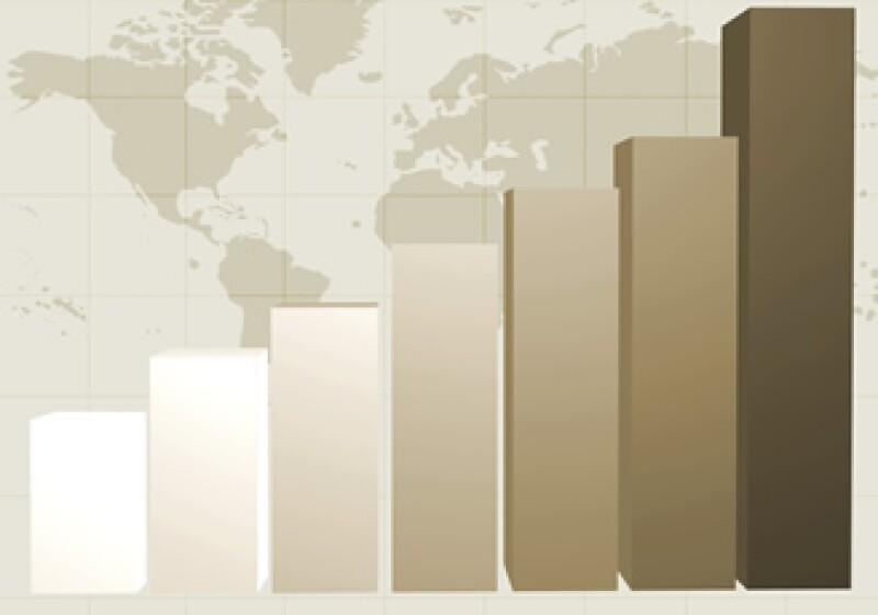 El FMI elevó en dos puntos porcentuales el crecimiento mundial para situarlo en 4.4%. (Foto: Photos to Go)