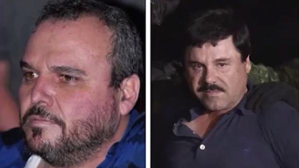 Las personas que han sido señaladas por 'El Rey' Zambada en el juicio al 'Chapo'