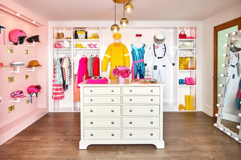 Barbie residencia