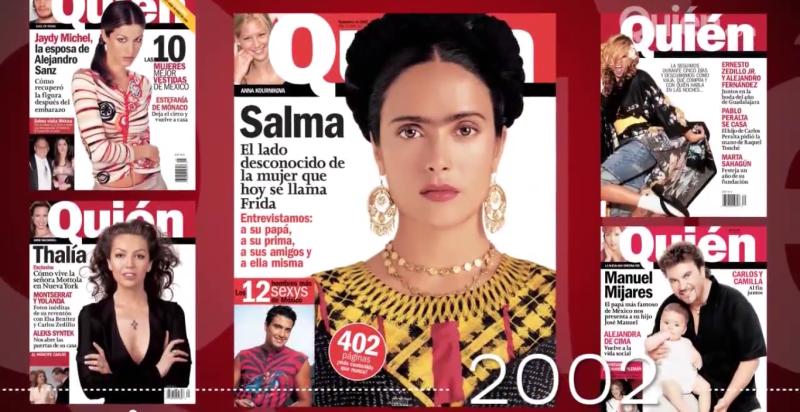 Celebramos nuestro aniversario número 15 recordando a todas las personalidad e historias que se han contado desde la portada de nuestra revista del año 2000 para acá.