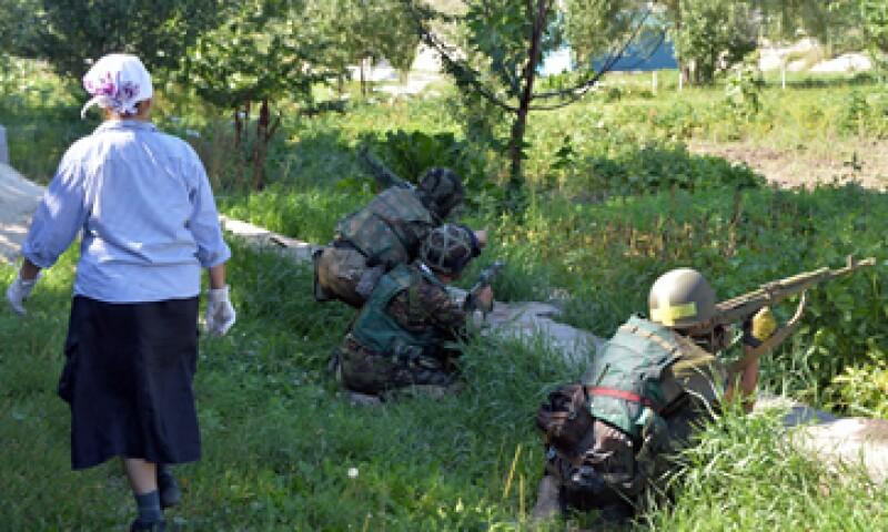 Los castigos abarcan cada vez más sectores clave para Rusia. (Foto: AFP)