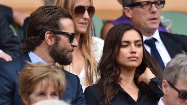 Irina no estaba nada contenta con Bradley.