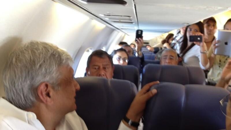 López Obrador en Reynosa